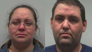 Patricia and Matthew Ayers were arrested on state charges in 2013. (Photo: Lauderdale Co. Detention Ctr.
