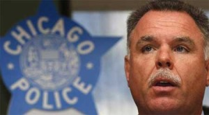 Chicago Superintendent of Police Garry McCarthy