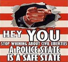 Police State a Safe State