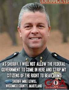 Sheriff Mike Lewis
