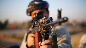 Reuters / Ahmed Jadallah