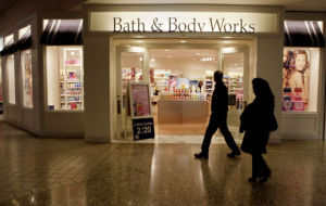 A Bath & Body Works store in a 2010 photo.(AP Photo/LM Otero)