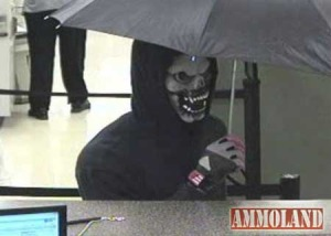 Bank Robber in Kroeger's