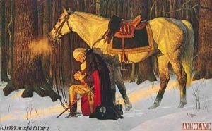 President Obama Versus George Washington on Thanksgiving