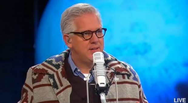 Glenn Beck speaks on his radio program November 3, 2014. (Photo: TheBlaze TV)