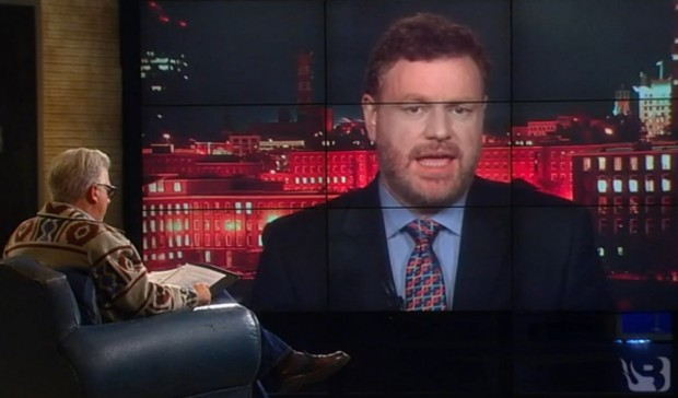 Author and political commentator Mark Steyn appears on The Glenn Beck Program November 3, 2014. (Photo: TheBlaze TV)