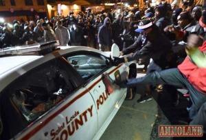 Ferguson Riots Protesting Law & Order