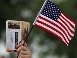 american-flag-and-tea-party-pamphlet-afp
