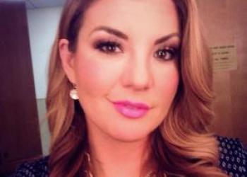Fox Deportes reporter, Erika Reidt