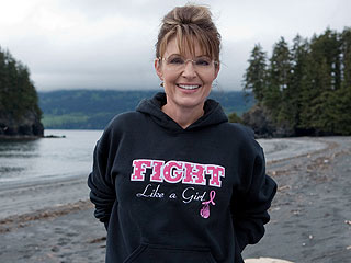 Sarah Palin Photo credit: People.com