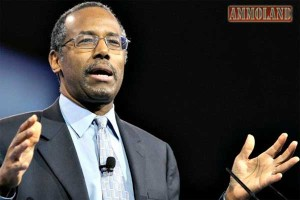 Presidential candidate, Ben Carson
