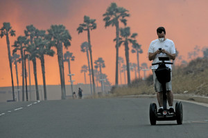 1. The owner of the company that makes Segways died in 2010 after accidentally driving his Segway off a cliff.