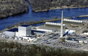 A recently fired nuclear power plant employee upset with his union was arrested last week with leg irons, igniter fluid, propane, explosives and 500 rounds of rifle shells in his car, according to charges. Jim Mone, Associated Press