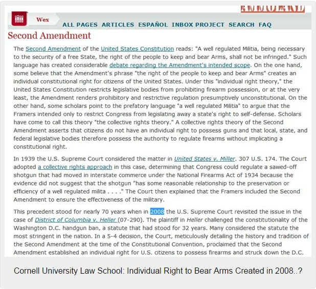 Cornell-University-Law-School-Right-to-Bear-Arms-Created-in-2008