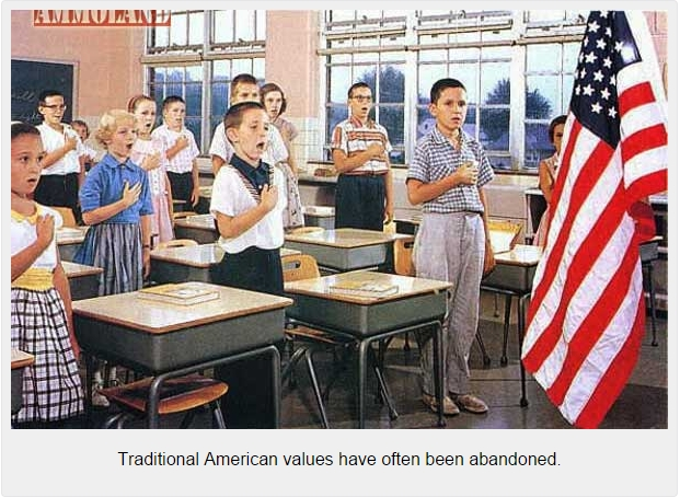Traditional-American-Values