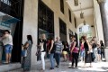 Greek Banks Shut Their Doors As Economy Collapses
