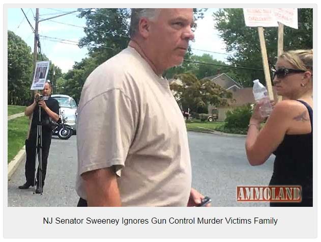 NJ-Senator-Sweeney-Ignores-Murder-Victims-Family