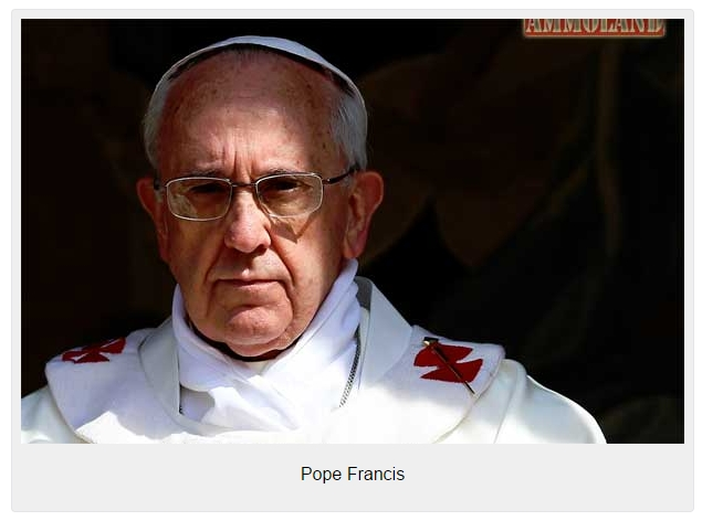 Reprobate-Pope-Francis