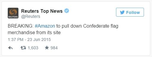 Reuters-Tweet