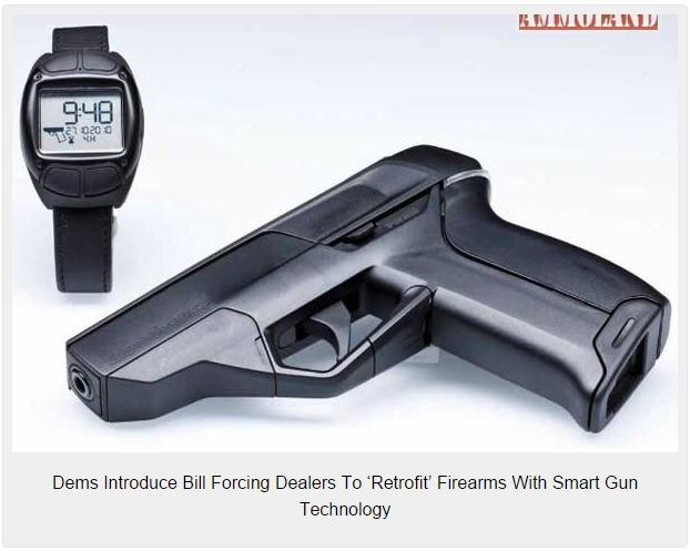 Smart-Gun-Technology