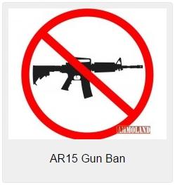 AR15 Gun Ban