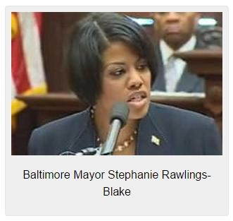 Baltimore Mayor