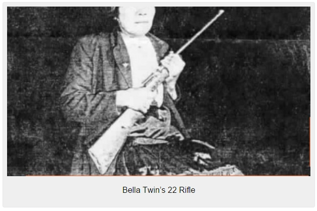 Bella Twins Rifle