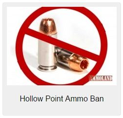 Hollow Point Ban