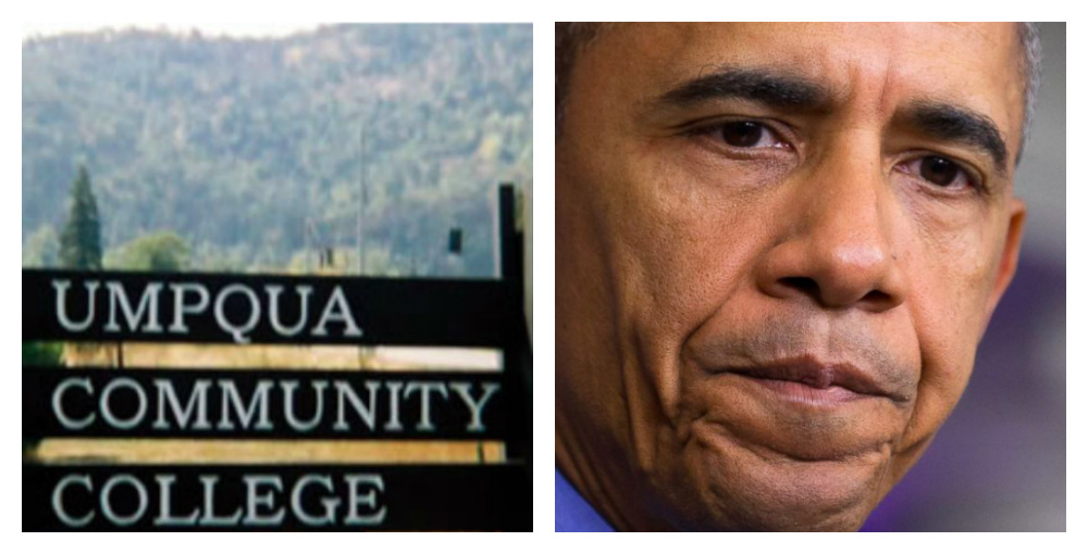 In The Wake Of Oregon Shooting Obama Administration Shows No Class Yet Again