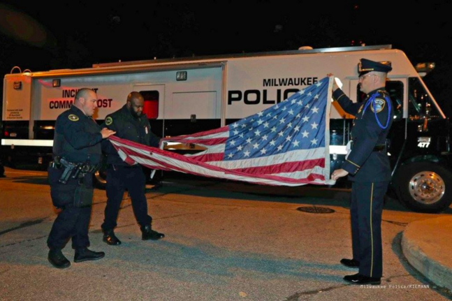 THIS Is What Happens When You DISRESPECT The American Flag…