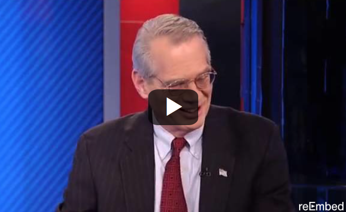 [WATCH] Political Science Professor: 97-99% Chance That This Candidate Will Be President
