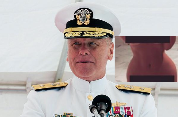 Admiral Fired For Watching 'Morale-Enhancing' Videos At Sea. Did Not Realize How Many Hours He Was Gone!