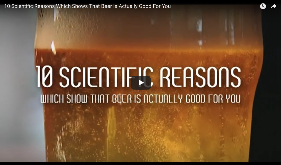 Hallelujah! Moderate Beer Consumption Could Fight Cancer. Here Is How Much You Should Drink: