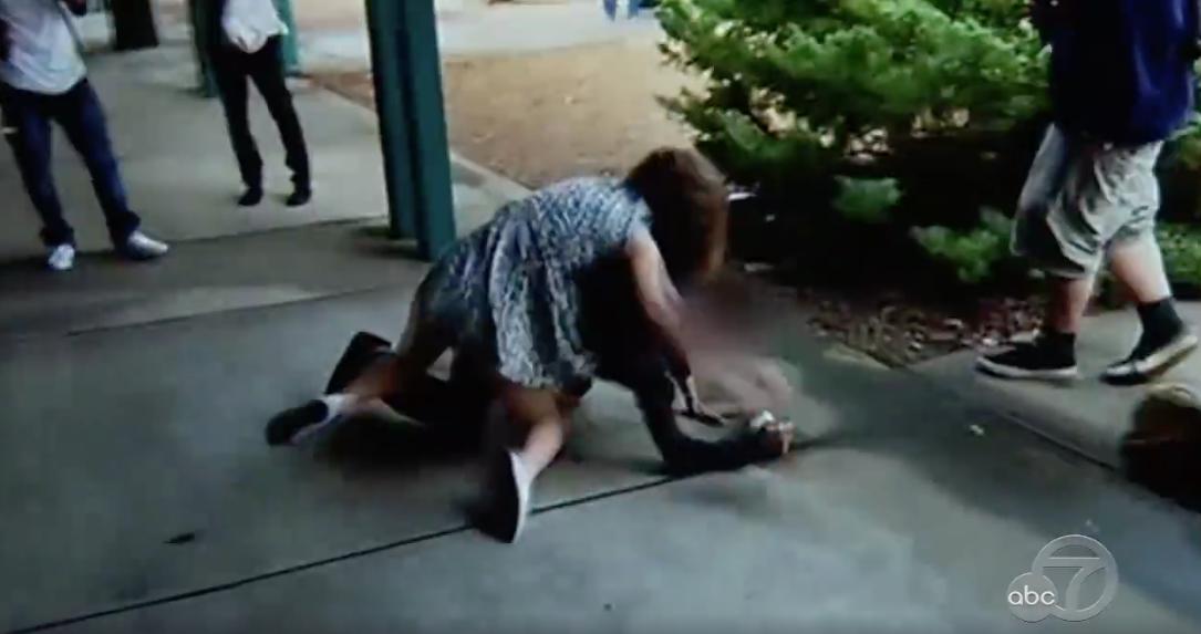 [WATCH] Boy Bullies Schoolgirl On Social Media, Schoolgirl Knows Mixed Martial Arts