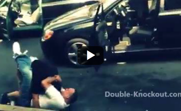 [WATCH] After Winning A Streetfight, There Is Only One Thing Left To Do