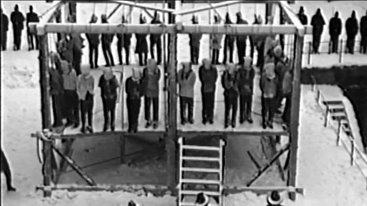 I Never Knew That Abraham Lincoln Ordered The Largest MASS HANGING IN US HISTORY, Or Why