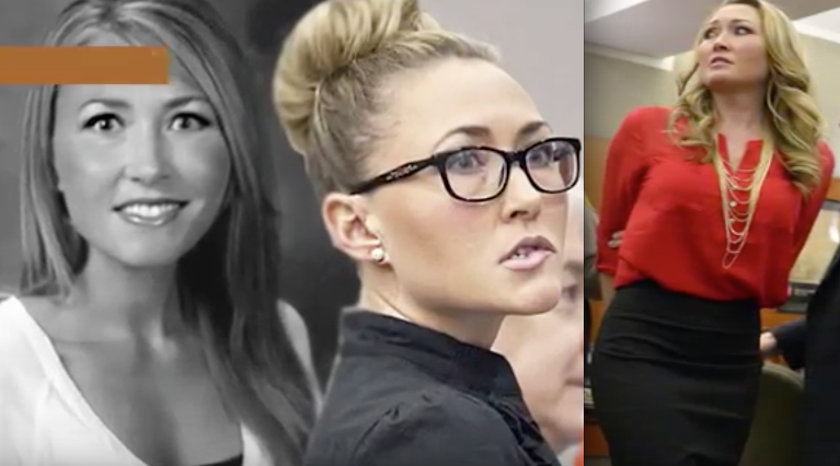 [VIDEO] Beautiful Teacher, Brianne, Defends Sex Scandal With Students, 'Whatever Works For You, Do It?'