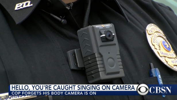 [WATCH] Rookie Cop Forgets To Turn Off Bodycam, Now Faces Viral Facebook Embarrassment