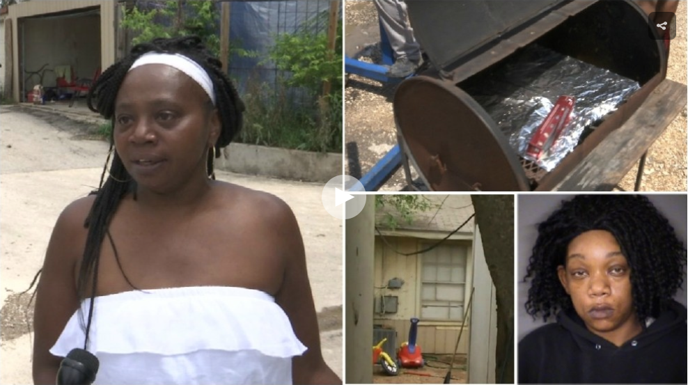 Neighbors Of Chained Texas Children Describe Their Crying As 'Howling'