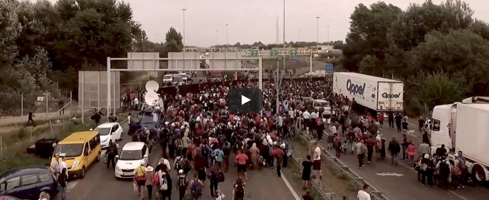 EU Refugee Crisis: Brussels To Propose Charging Over $289,000 From Countries Refusing Asylum