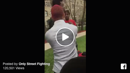 Think 'Gay Bashing' Is Easy? WATCH The Beat Down When This Guy Started Name-Calling!