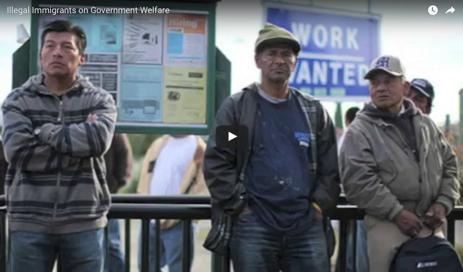 Illegal Immigrants Get More Welfare Than American Families - Here's How: