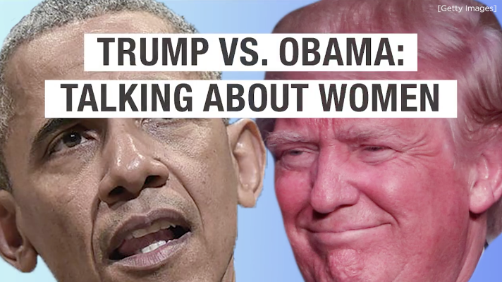 Video Hack Job Compares Trump To Obama When Speaking About Women: Nice Try, Liberals!