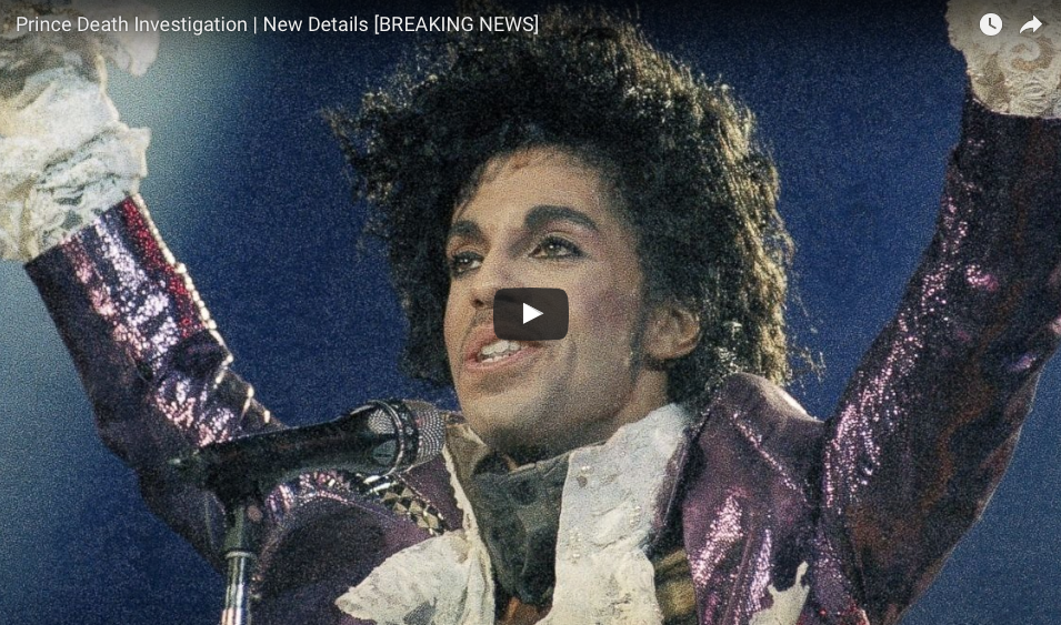 Prince: Was He Murdered? Bombshell Claim As Police Investigate Home As Crime Scene