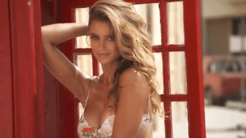 What Is Better Than Pics Of Swimsuit Models? Hot, MOVING Images Of Swimsuit Models