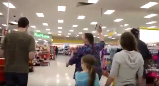 VIDEO Shows Christian Mother On Rampage At Target: Is She Correct Or A Loony Toon?