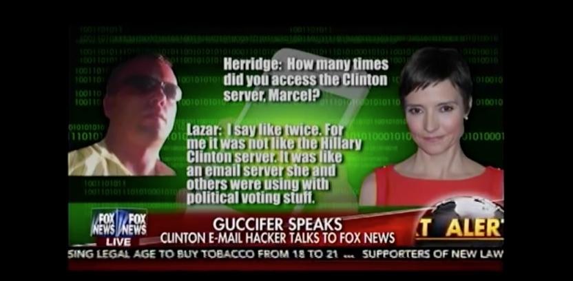Hacker 'Guccifer': I Got Inside Hillary Clinton's Server!