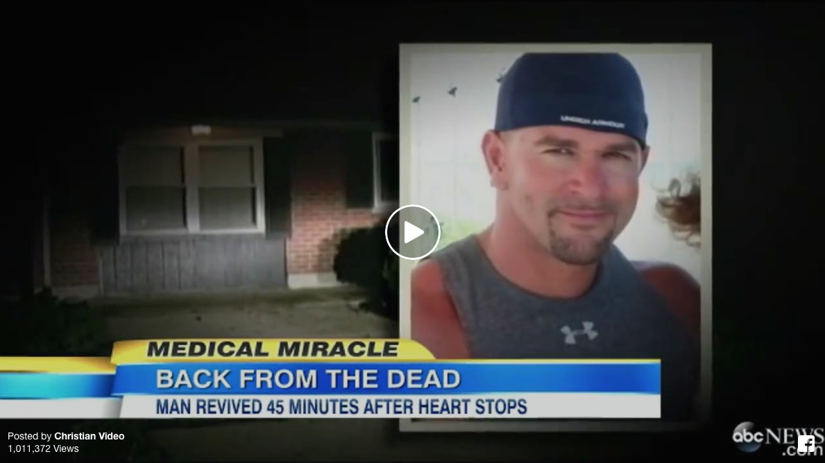 WATCH What Happened When This Son Prayed Over His 'DEAD' Father's Body
