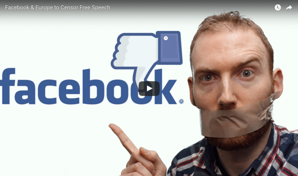 Shocker! LOOK Who Is Accusing Facebook Of Censorship Now!