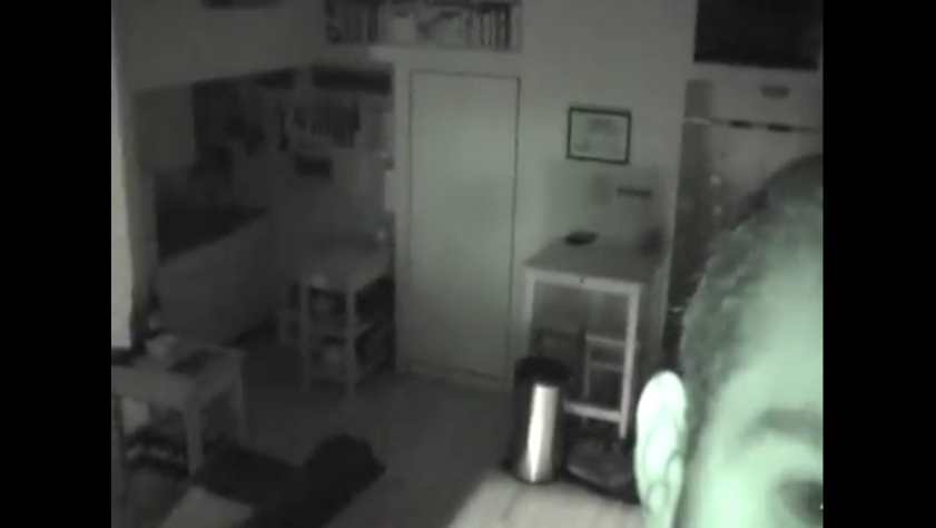 Food Was Disappearing From His Apartment So He Set Up A Camera, Then Things Got CREEPY!